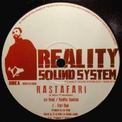 "Ize Redd / Reality Souljahs - Rastafari - 12"""