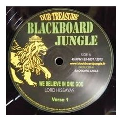 Lord Hissayas - We Believe In One God - 10""