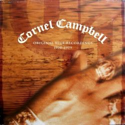 Cornell Campbell - Original Blue Recordings 1970-1979 - LP