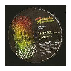 """Emmanuel Joseph & The Shanti-ites / Mystic Judah & The Shanti-ites - Rastaman  - 12"""""""