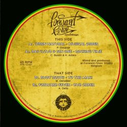 "Idren Natural / Ras Cloud & Ion One / Rudy Roots /  - Musical Order 12"" - 12"""