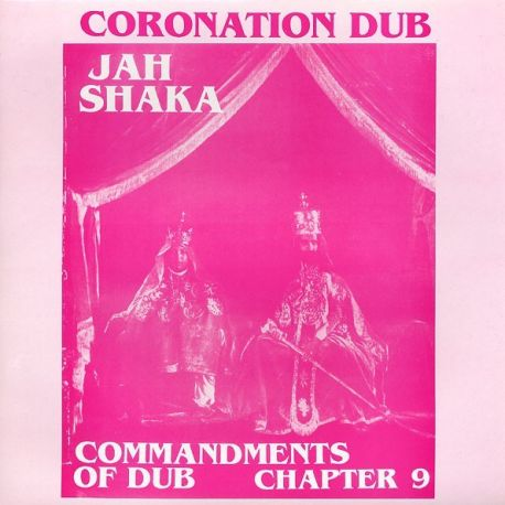 Jah Shaka - Commandments Of Dub Chapter 9 - Coronation Dub - LP