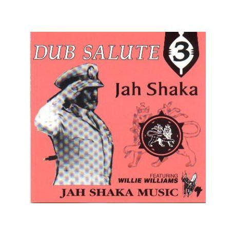 Jah Shaka - Dub Salute 3 - LP