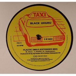 """Black Uhuru - Plastic Smile - 12"""""""