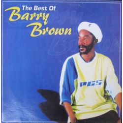 Barry Brown - The Best Of - LP