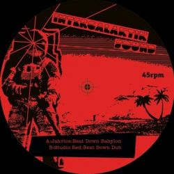 Jahvice , Studio Red - Beat Down Babylon , Beat Down Dub - 7""