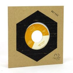 "Ojah / Nick Thorp - Light & Power / Dub - 7"" - Alchemy Dubs"