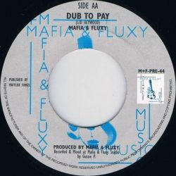 "Sandra Melody - Price To Pay - 7"" - Mafia And Fluxy"