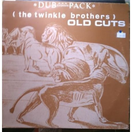 Twinkle Brothers - Old Cuts Dub Pack - LP - Twinkle Music