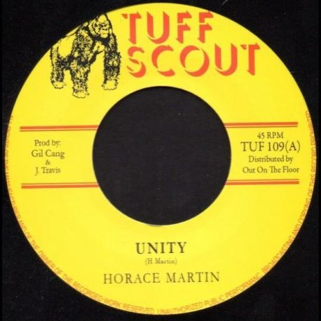 """Horace Martin - Unity - 7"""" - Tuff Scout"""
