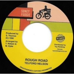 "Telford Nelson - Rough Road - 7"" - Soney Fudgie"
