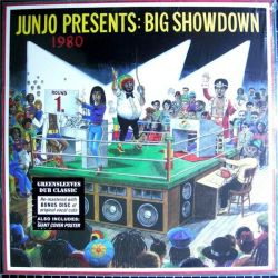 "Henry ""Junjo"" Lawes - Big Showdown - LP - Greensleeves Records"