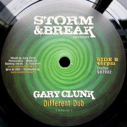 Humble I , Gary Clunk - Something Different - 7""