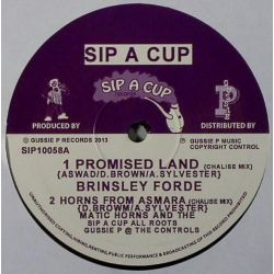 "Various - Promised Land / Troddin To The Promised Land - 10"" - Sip A Cup Records"