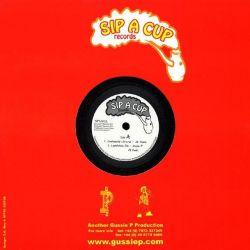 "Jah Mason - Continental Universal - 10"" - Sip A Cup Records"