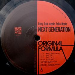 Dairy Dub Meets Echo Roots , I&I Vibes Meets Ekss - Next Generation , Resistance - 12""