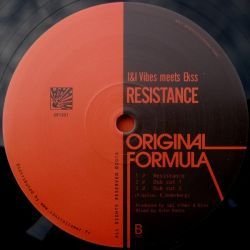 """Dairy Dub Meets Echo Roots , I&I Vibes Meets Ekss - Next Generation , Resistance - 12"""""""