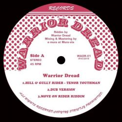 "Tenor Youth - Hill & Gully Rider - 12"" - Warrior Dread Records"