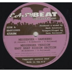 "Sandeeno - Messenger - 12"" - Easy Beat Productions"