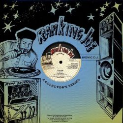 "Ranking Joe - Love Jah - 12"" - Ranking Joe Records"