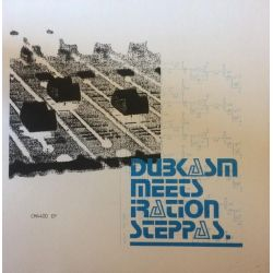 "Dubkasm / Iration Steppas - CM4400 EP - 12"" - Dubkasm Records"