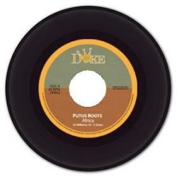 "Delroy Putus Williams - Africa - 7"" - Duke Production"