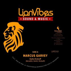 "Nadia Harris Mcanuff / Brian Gold - Marcus Garvey - 7"" - Lionvibes"