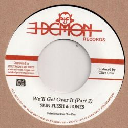 "Lloyd Parks - We'll Get Over It - 7"" - Demon Records"
