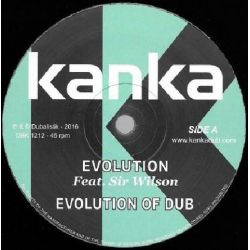 "Kanka / Sir Wilson / Don Fe -  Evolution / Turn The Pages  - 12"" - Dubalistik"