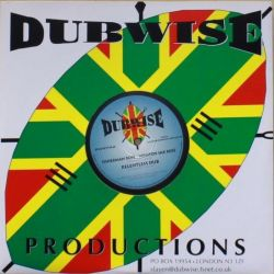 "Danny Vibes / Jobe  / Winston Rose - Nah Give Up / Fisherman Rose - 10"" - Dubwise Productions"