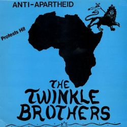 Twinkle Brothers - Anti-Apartheid - LP - Twinkle Music