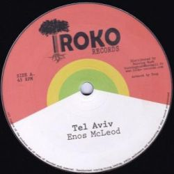 "Enos McLeod - Tel Aviv - 12"" - Iroko Records"