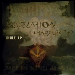 Iwarriyah - Revelation Chapter Two - LP - Warriyah Productions