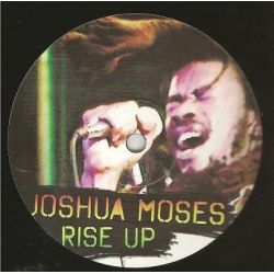 "Joshua Moses  - Rise Up - 12"" - Bristol Archive Records"
