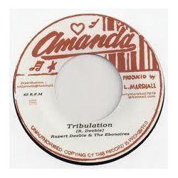 "Rupert Deeble / The Ebonaires  - Tribulation - 7"" - Amanda"