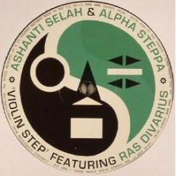 """Ashanti Selah / Alpha Steppa / Ras Divarius - Violin Step  - 12"""" - Steppas"""