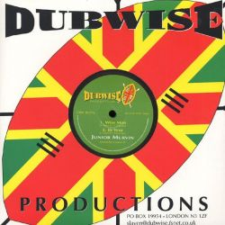 "Junior Murvin / Winston Fergus - Wise Man / Praise Him - 10"" - Dubwise Productions"