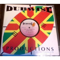 "Danny Vibes / Debaura Star - Fight The Wicked Man / Holy Communion - 10"" - Dubwise Productions"