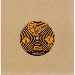 """Rankin Delgado / Wise Sound - Work in Town - 7"""" - Wise Sound"""