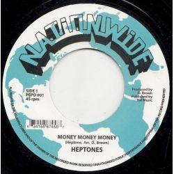 "The Heptones - Money Money Money  - 7"" - Nationwide"