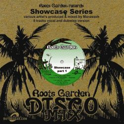 "Various - Showcase Part 1 - 12"" - Roots Garden"