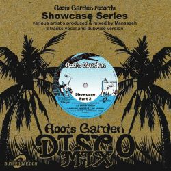 "Various - Showcase Part 2 - 12"" - Roots Garden"