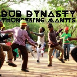 Dub Dynasty - Thundering Mantis - LP - Steppas