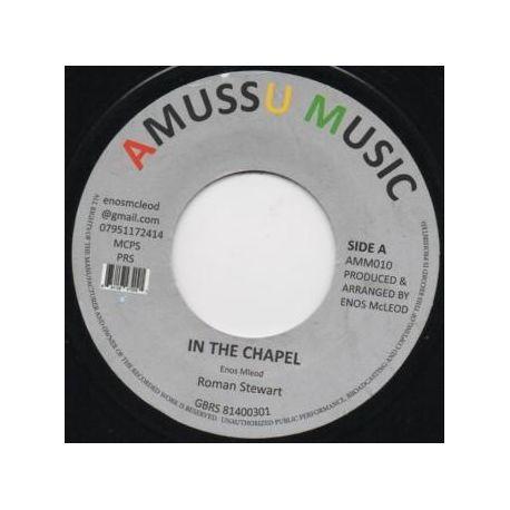 "Roman Stewart - In The Chapel - 7"" - Amussu Music"