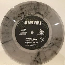 "Elroy Bailey - Stick Man - 7"" - Downbeat Man"