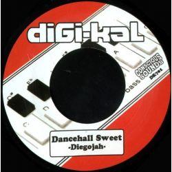 """Diegojah / Dougie Conscious - Dancehall Sweet - 7"""" - Digi-kal"""