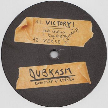 """Dubkasm - Victory! - 12"""""""