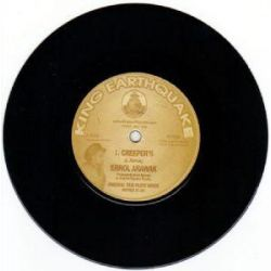 "Errol Arawak - Creepers - 7"" - King Earthquake"