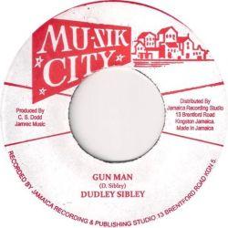 "Dudley Sibley , Dinsdell Thorpe - Gun Man , The Monkey - 7"""
