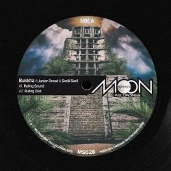"Bukkha / Junior Dread / Skelli Skell - Ruling Sound / TMSV Remix - 12"" - Moonshine Recordings"